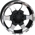 RS Wheels 6037
