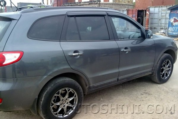 Hyundai Santa Fe на дисках Marcello MR-05