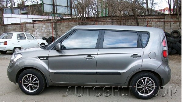 Kia Soul на дисках Marcello MR-26
