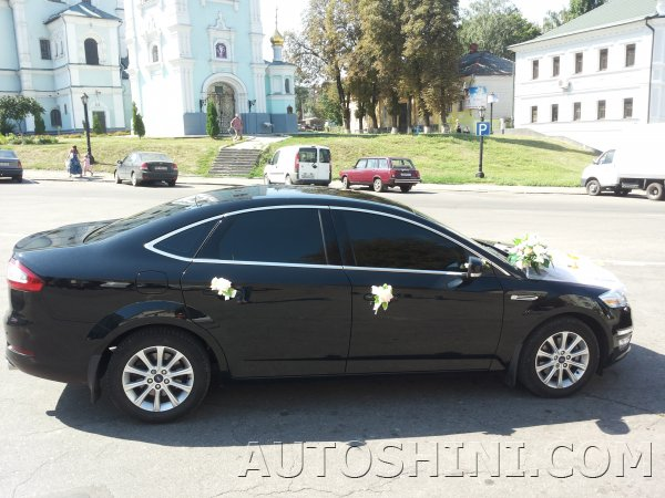 Ford Mondeo на дисках Replica Ford J-1050